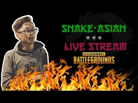 (LIVE) FFQ-Snake PUBG - ROS