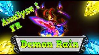FFBE - Analyse Demon Rain [ Brave Exvius Review FR ]