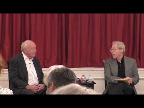 CFA: The Literary Spy Novel with Paul Vidich and Joseph Kanon