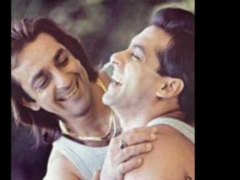 salman khan sanjay dutt bff - YouTube