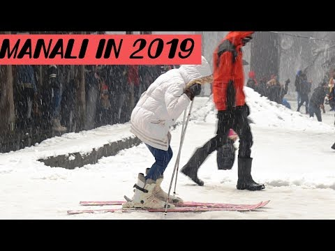 Manali Snowfall 2019   Mad For Ride  