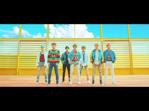 BTS (氚╉儎靻岆厔雼�) 'DNA' Official MV