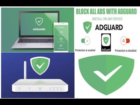 How to configure AdGuard AdBlocker ?