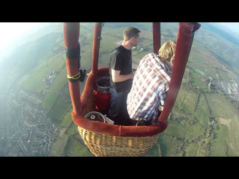 Training Flight From Bath 20-04-2013 PM GoPro HD