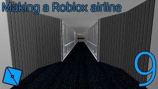 Faire une compagnie aérienne Roblox: Episode 9 - Cartes de classe et les portes!