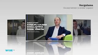 Wise TV Kolaj Video - Grafikli Bilgilendirici Videolar
