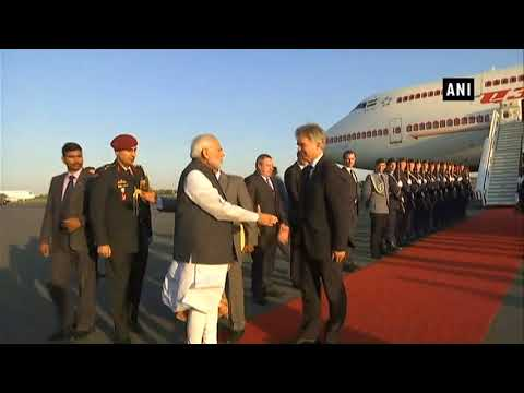 Watch: PM Modi meets Chancellor of Germany Angela Merkel