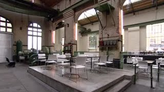 Wapping power station - Dreamspaces - BBC