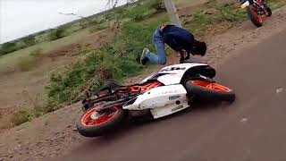 KTM Duke accidents in india
