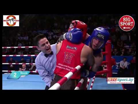 Чемпионат Европы Варец Дмитрий VS Itai Gayer