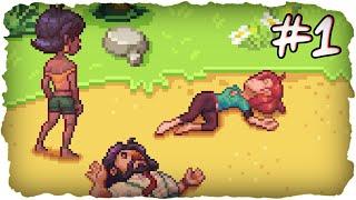 Let's Play Tinker Island #1 - Ein harter Kampf ums Überleben! ★ (Deutsch / German) | xHeaven