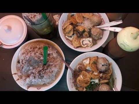 legend!!!-enak-porsi-mantap!!!-bakso-dan-es-teler-pak-topi-jogja---kuliner-yogyakarta-street-food