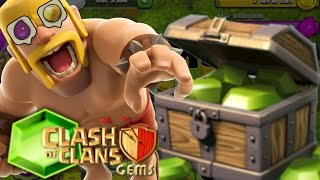 How To Get INSTANT GEMS In Clash Of Clans!