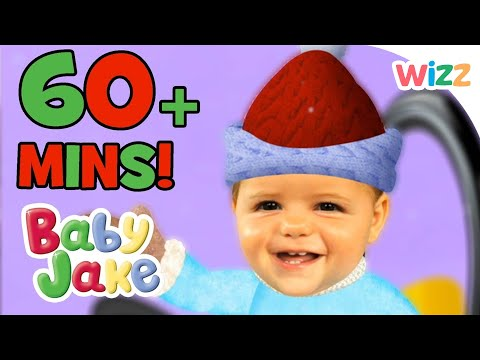 Baby Jake - Christmas Special! | 60+ minutes | Winter Adventures with Baby Jake