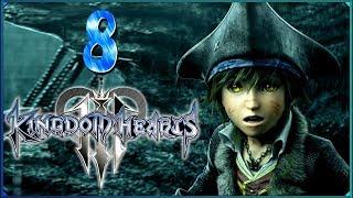 Kingdom Hearts 3 #8 - Piraci z Krabów!
