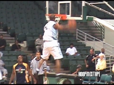 The BEST Dunker in the World, Air Up There; OFFICIAL Hoopmixtape