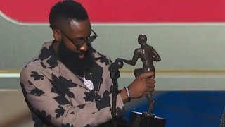 James Harden is the 2018 NBA MVP | Full Speech | 2018 NBA Awards