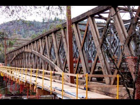 December Bridge Progress