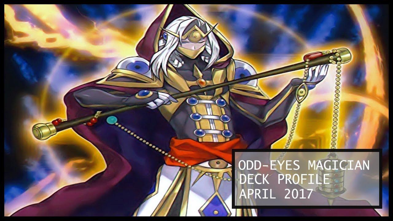 Odd Eyes Magician Deck