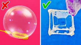 STUNNING EXPERIMENTS YOU CAN TRY AT HOME