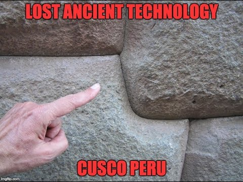 Megalithic Cusco Peru: A City Far Older Than The Inca