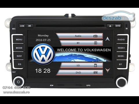 Mmd510 V2016 Vw Volkswagen Gps Multimedia Navigatie