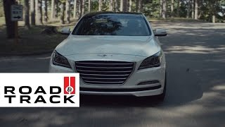 I'm Curiously Optimistic | Road & Track + Genesis