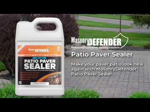 At Home with Gary Sullivan - How to seal patio pavers and more!