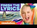 Can You Celebrate Like Jojo Siwa? | Finish The S Challenge 🎶 | #monday