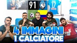 🤔 4 IMMAGINI 1 CALCIATORE - Indovina il calciatore challenge | w/Fius Gamer & Tatino