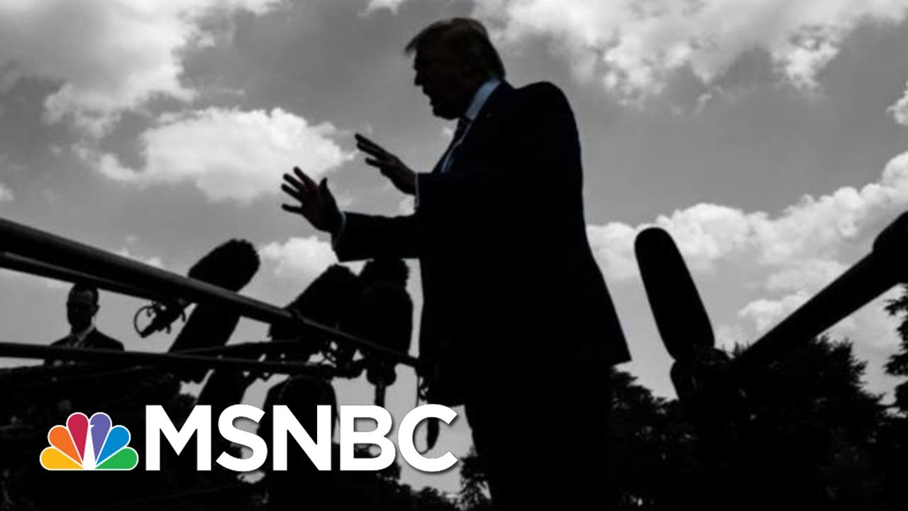 How Likely Are Lawmakers To Actually Vote To Impeach President Donald Trump? | The 11th Hour | MSNBC