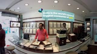 Explore India's Biggest Gold Market in 360