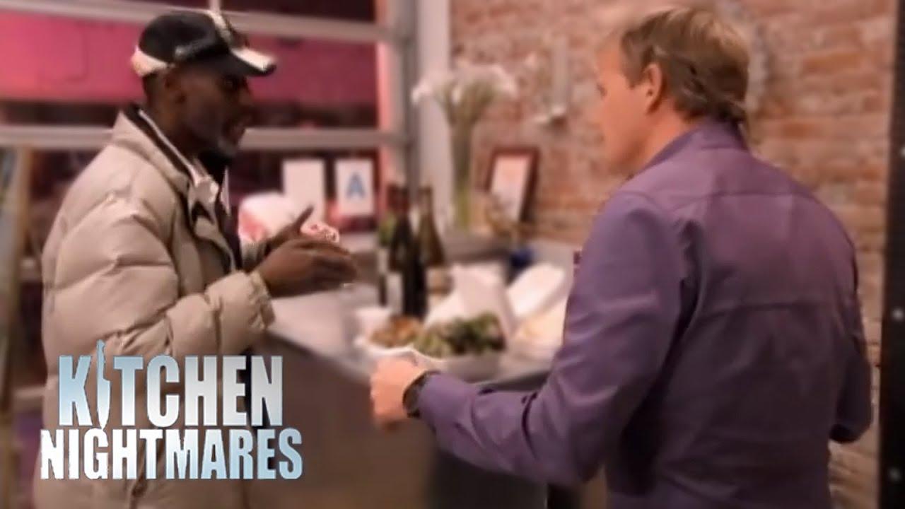 Gordon Catches Kitchen Thief Kitchen Nightmares