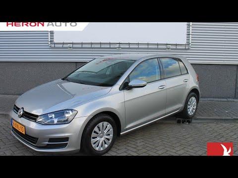 Volkswagen Golf 12 Tsi 85pk Trend Edition Aircocruise