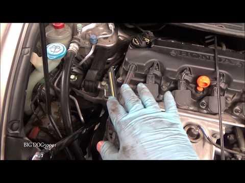 8th Generation Honda Civic Drive Belt/Serpentine Belt Replacement Tips