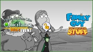 Family Guy: The Quest For Stuff | There's No Place Like Quahog Event | WICKED WITCH UNLOCKED