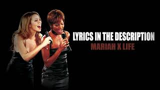 When You Belive (HQ Instrumental)- Whitney Houston and Mariah Carey