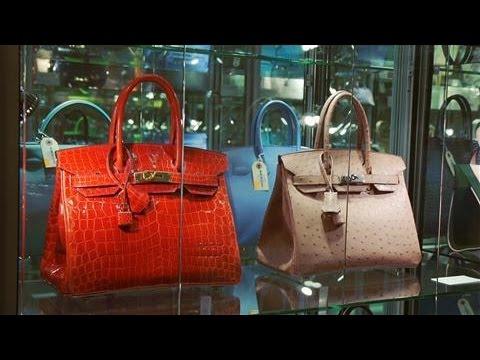 Hot Demand for Birkin Bags
