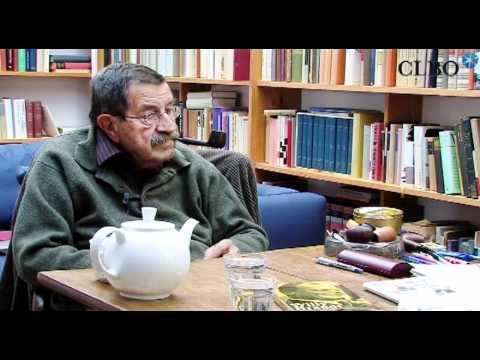 Günter Grass im Gespräch mit Rolf van Dick (CLBO)