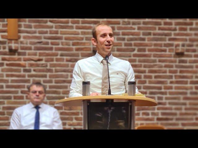 LIVE Biserica Elim Frankfurt. 04.10.2020