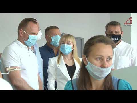 Телеканал «Дитинець»: Захисні медичні костюми методом ультразвукового зварювання виготовляють відтепер у Чернігові