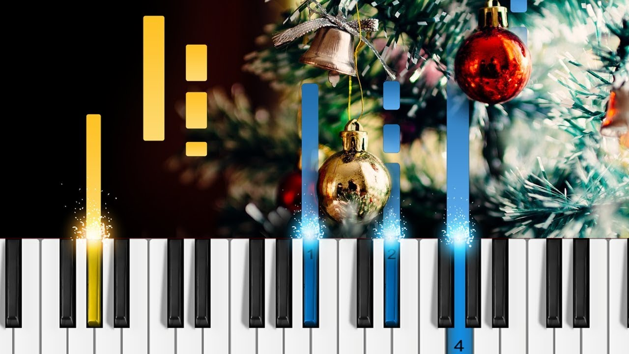 Baby It S Cold Outside Piano Tutorial Youtube