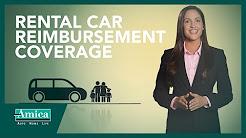 Rental Car Reimbursement Coverage