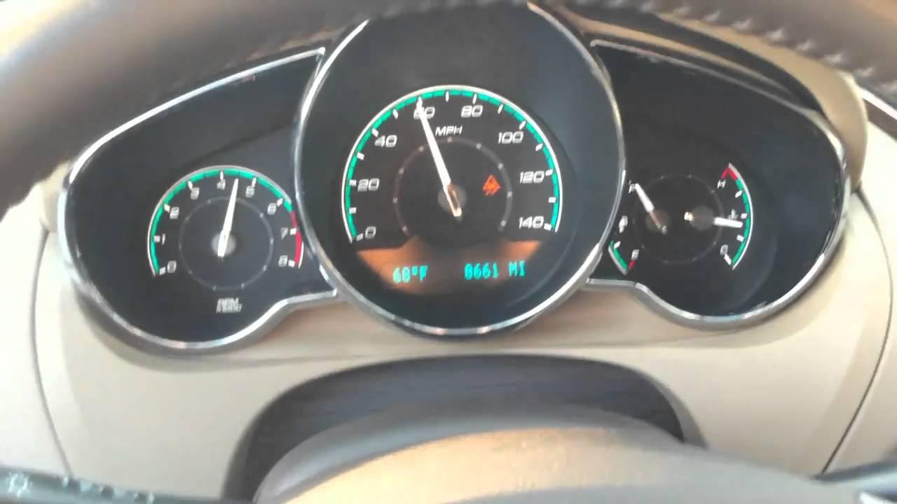 2010 Chevy Malibu Ltz 0 60 Mph Youtube