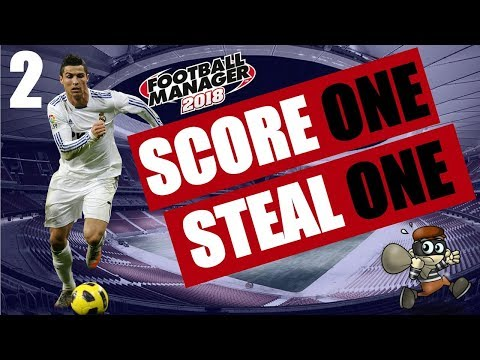 Football Manager 2018 | Score One Steal One | #2 Madrid Derby