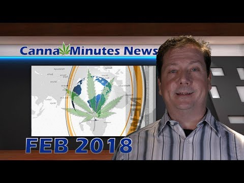 Canna🍁Minutes - News for the Cannabis Culture: Feb 2018 (Who's Obstructing Legal weed?)
