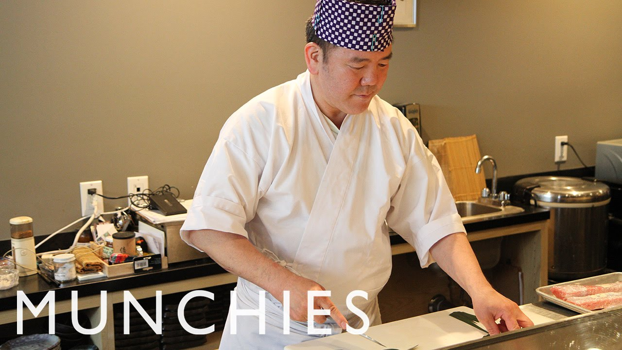 A Little Piece of Japan in Chelsea: The Sushi Chef with Hideo Kuribara