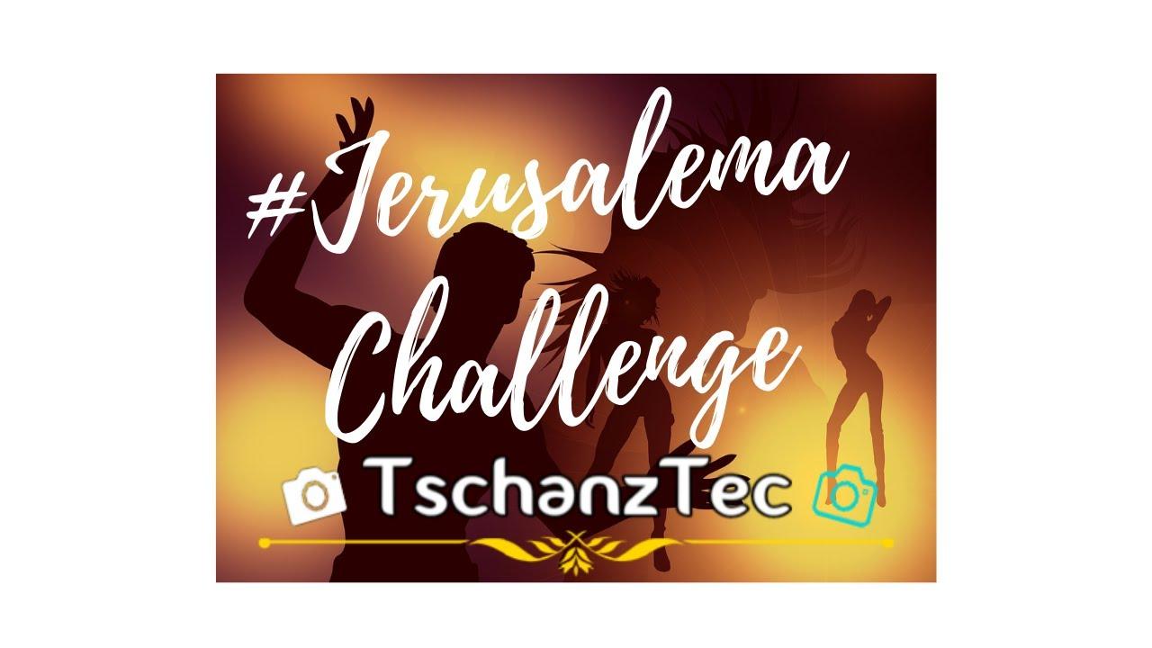 Musikvideo 4 #JerusalemaChallenge Gemeinsam gegen die Pandemie CoronaVirus TschanzTec 2021