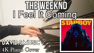 Baixar I Feel It Coming (The Weeknd) | 4K Piano Cover