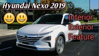 Hyundai Nexo 2019 Fuel Cell EV car   Interior, Exterior and Features    (Car Guru)